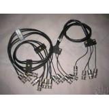 СР-50-74ФВ - два малых пальчика кабель соединительный коаксиальный