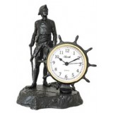 Часы настольные 187 ЧБН «Петр I»