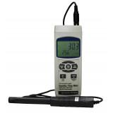 АТЕ-5035BT Измеритель-регистратор влажности АТЕ-5035 с Bluetooth интерфейсом