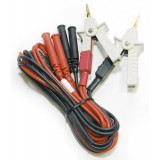АМ-6000-КМ Соединительные провода двух проводные с зажимом
