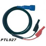 PTL927 Кабель измерительный переходный BNC-2 banan