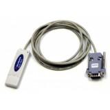 АСЕ-1023 Преобразователь интерфейсов RS-232 (TTL) - USB с гальванической развязкой