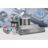 Sn62Pb36Ag02B Т флюс ФРК 525-2-Т2 2%, проволока ? 0.5-0.79 мм, 0,5 кг